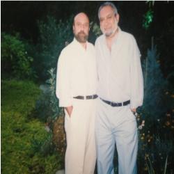 در بزرگداشت خاطره دکتر محمد ولی سهامی از بنیانگذاران و کوشندگان روانپزشکی کودکان در ایران  ممنون